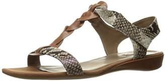 Ecco Women's Women's Bouillion Knot T-Strap Ii Dress Sandal