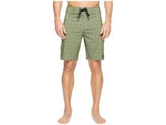 United By Blue River Bed Boardshorts Men's Swimwear