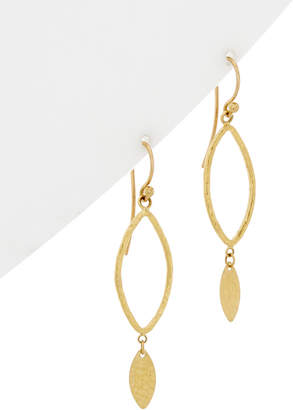 Gurhan Willow 24K Earrings