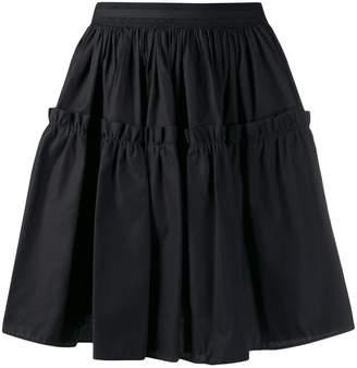 Fausto Puglisi high waisted full skirt