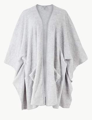 Marks and Spencer Fleece Wrap Dressing Gown