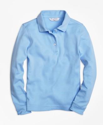 Brooks Brothers Long-Sleeve Polo Shirt