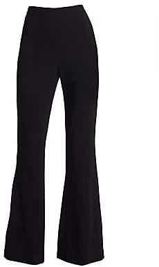 Brandon Maxwell Women's Flare-Leg Pants