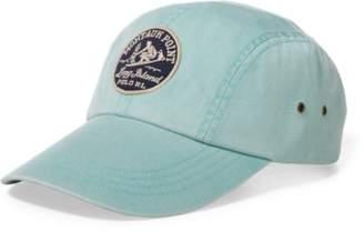 Ralph Lauren Fly-Fish Cotton Cap