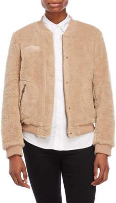 Levi's Teddy Sherpa Bomber Jacket
