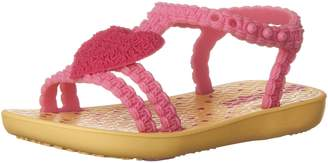 Ipanema Girl's My First Baby Sandals, Yellow/Pink