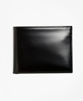 Brooks Brothers French Calfskin I.D. Wallet