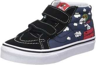 Vans Kids K SK8 MID Reissue V Peanuts Size 6