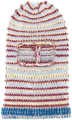 Calvin Klein knitted balaclava
