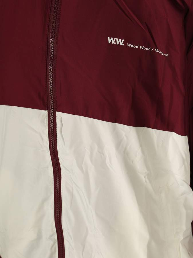 Wood Wood Windbraker Jacket