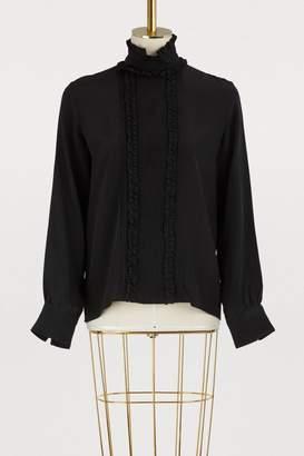 Vanessa Bruno Janel silk top