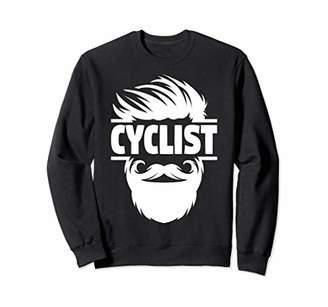 Bearded Cyclist Sweatshirt