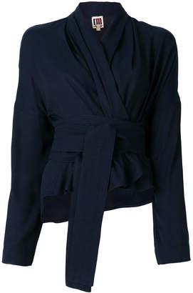 I'M Isola Marras wrap blouse