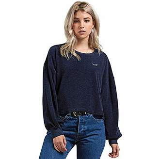 Volcom Junior's Recommended 4 Me Loose Fit Long Sleeve Tee