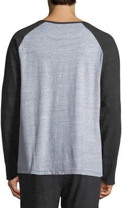 Majestic International Men's Static International Raglan Shirt