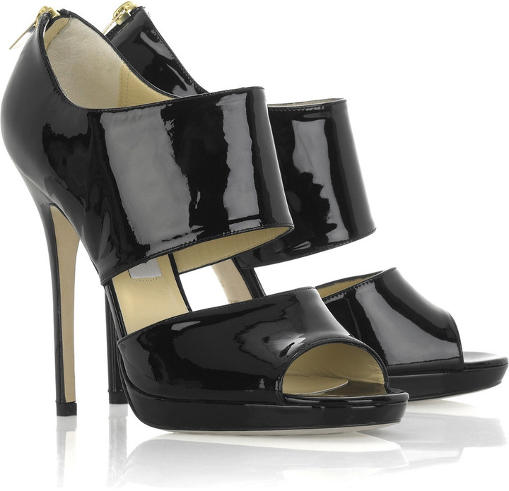 Jimmy Choo Private strappy sandal