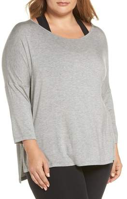 Beyond Yoga Slink It Boxy Pullover (Plus Size)