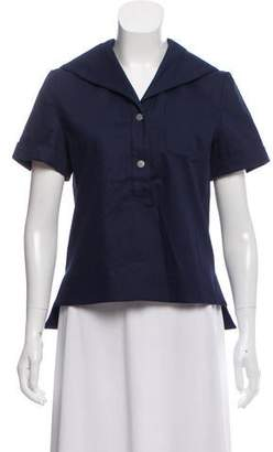Altuzarra Short Sleeve Top