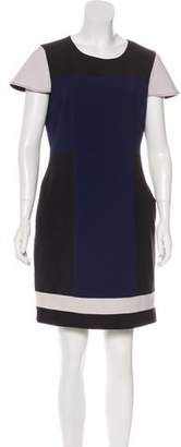 Jonathan Simkhai Color Block Midi Dress