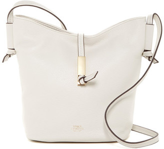 Vince Camuto Reed Bucket Crossbody $178 thestylecure.com