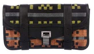 Proenza Schouler PS1 Leather Clutch