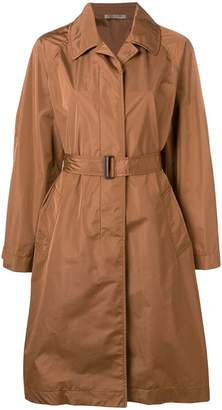 Bottega Veneta belted trench coat
