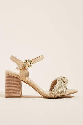 Raphaella Booz Jute Heeled Sandals