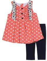 Pippa & Julie x Disney® Minnie Mouse® Tank & Leggings Set