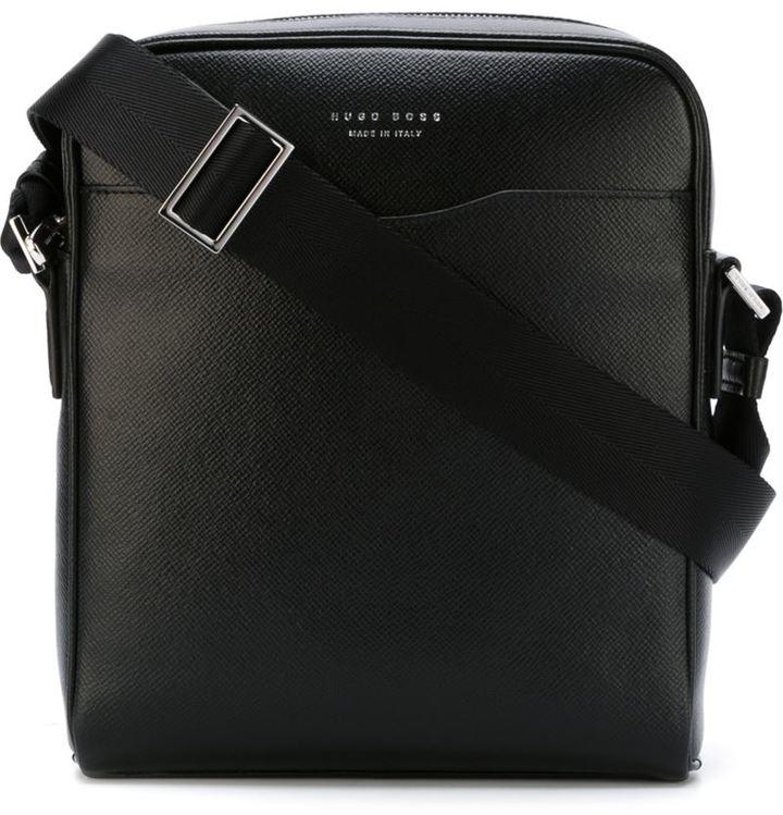 Hugo BossBoss Hugo Boss 'Signature NS Zip' messenger bag