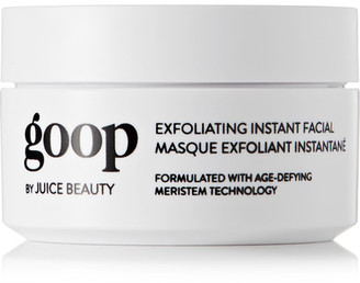 goop - Exfoliating Instant Facial, 50ml - one size