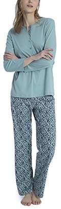 Calida Women's Nadia Pyjama Sets,M