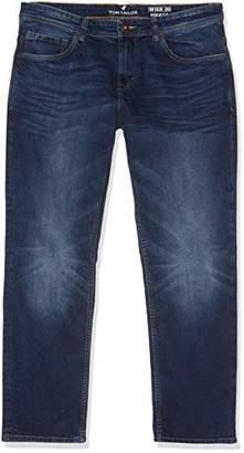 Tom Tailor Casual Men's Tom Tailor, Mid Stone Wash Denim, 32/32 Slim Jeans,W34/L34 (Manufacturer Size: W34/L34)