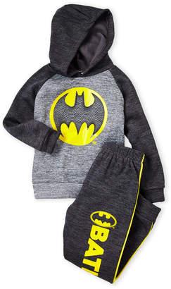 Batman Boys 4-7) Two-Piece Hoodie & Pants Set