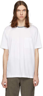 Missoni White Pocket T-Shirt