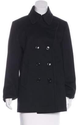 Burberry Wool Short Coat