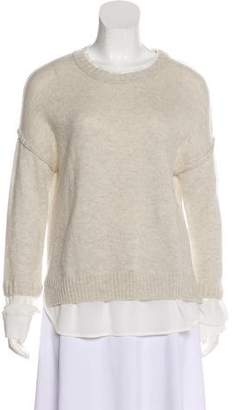 Brochu Walker Wool Crew Neck Sweater