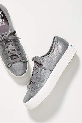 Keds Triple Kick Glitter Sneakers