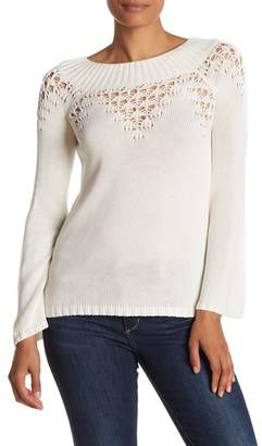 Heartloom Maddie Solid Knit Sweater