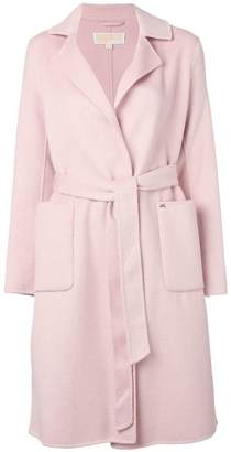 MICHAEL Michael Kors wrap-around coat