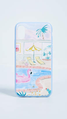 Kate Spade Poolside iPhone X Case