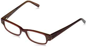 Vera Wang Women's Krypton KPTNRD25 Rectangular Reading Glasses