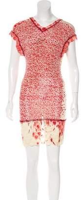 Jean Paul Gaultier Sleeveless Mini Dress