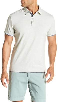 7 Diamonds Ultimate Short Sleeve Polo