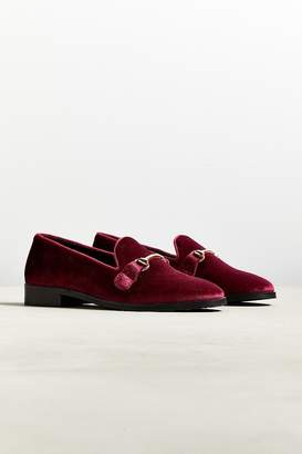 Urban Outfitters Sean Velvet Belgian Loafer