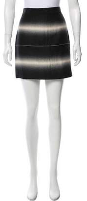 Marc by Marc Jacobs Ombré Mini Skirt