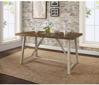 Better Homes & Gardens Better Homes and Gardens Collin Wood and Metal Dining Table