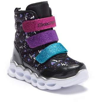 Skechers Lumi Luxe Sparkle Light-Up Sneaker (Toddler & Little Kid)