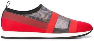 Fendi Colibri slip-on sneakers