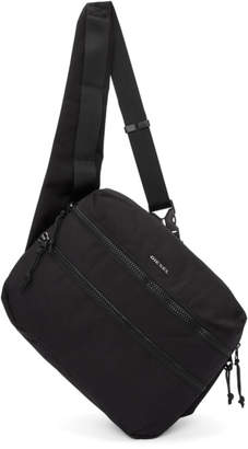 Diesel Black F-Urbhanity Cross Body Backpack