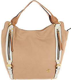 Oryany Lamb Leather Tote Handbag- Lauren